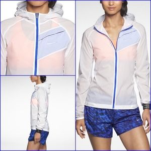 Nike Impossibly Light Running Jacket Women's Sz XS